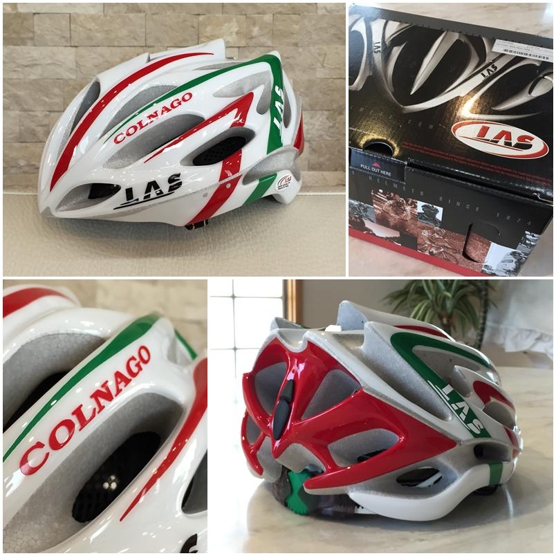イタリアンカラーのヘルメット_a0326106_2047460.jpg