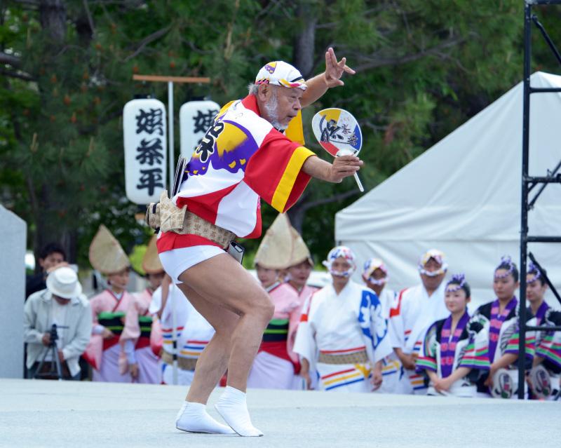 四国の祭り 2015 娯茶平 / 阿波踊り_d0246136_17562899.jpg