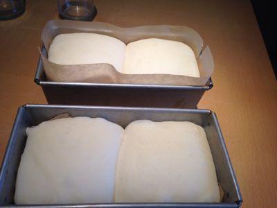 シンプルなパン2種類焼きました。_a0175348_8421826.jpg
