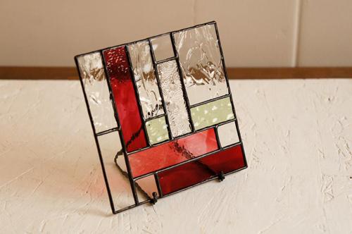 5月のステンドグラス教室は「小さな窓ガラス」_a0017350_04042361.jpg