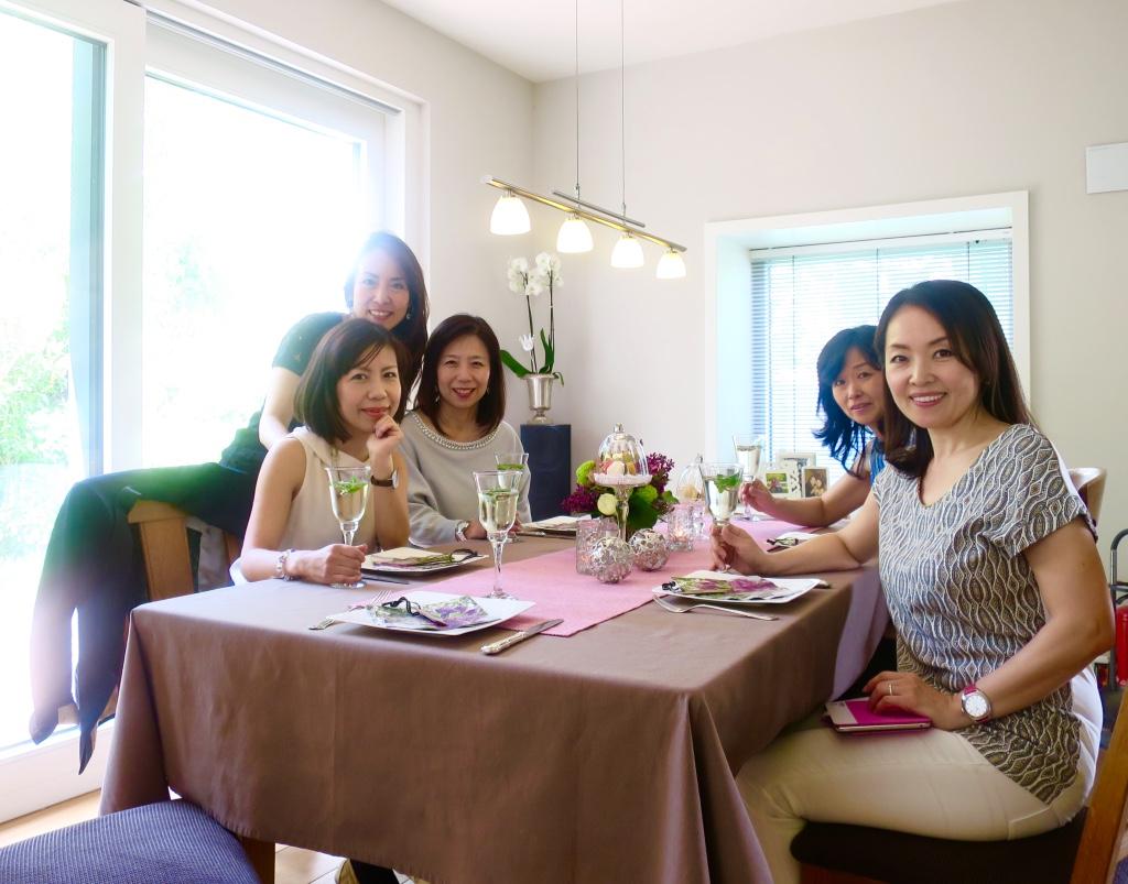 ベイキング教室 〜日本からのゲストを迎えて〜_c0194065_2034742.jpg