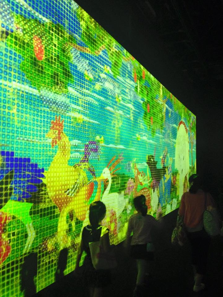 @チームラボ 踊る!アート展と、学ぶ!未来の遊園地_b0195783_13545284.jpg