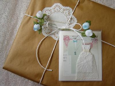 贈[Happy Wedding/結婚祝]_d0285885_14064924.jpg