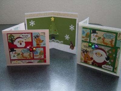クリスマスカード.4 キッズ編_d0285885_14072331.jpg