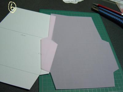 誕生日カード&封筒作り その2_d0285885_14073815.jpg