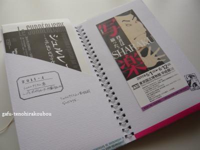 自家製:100円のスケッチブックでどこまでカンガルーノートもどきを作ることができるか?!_d0285885_14113913.jpg
