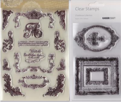 こどものかお、ダイソー、KAISERCRAFTにエルベール。購入したスタンプ色々。_d0285885_14114997.jpg