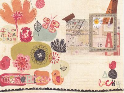 Doodle-Deux Collection&7gypsiesのペーパーストックを使って作ったコラージュ・バースデーカード_d0285885_14115111.jpg