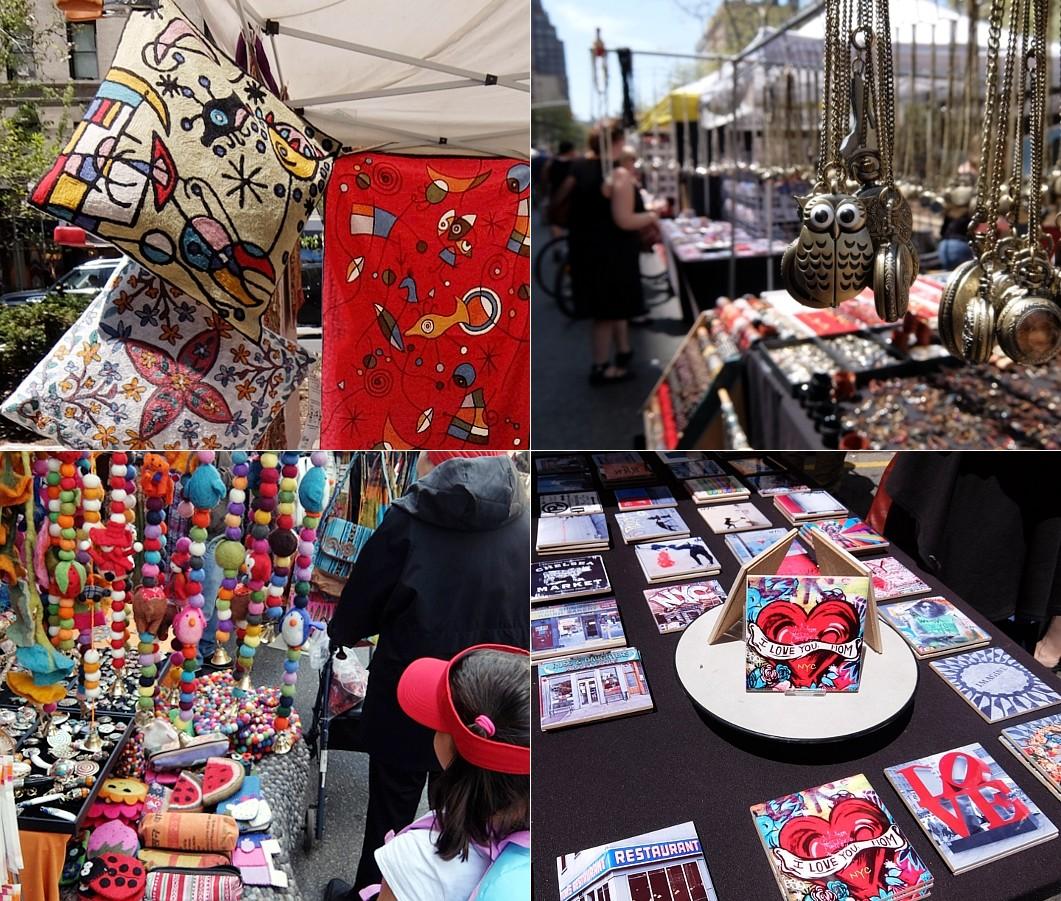 今年もニューヨークに、ストリート・フェアの季節がやってきました(5月開催情報付)_b0007805_529481.jpg