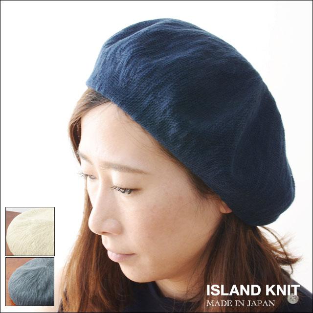 ISLAND KNIT WORKS [アイランドニットワークス] BIG BERET/ベレー帽 [IKW-A-40] MEN\'S / LADY\'S_f0051306_18474421.jpg