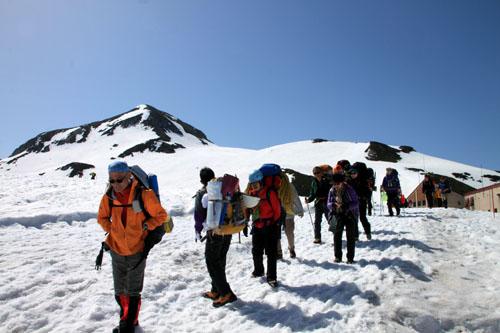 立山アルペンルート3 雪の大谷_e0048413_21295643.jpg