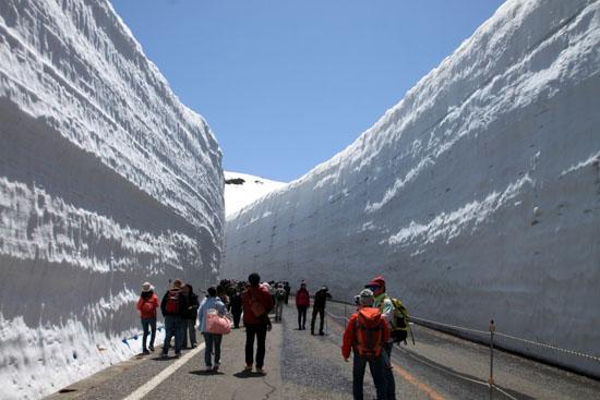 立山アルペンルート3 雪の大谷_e0048413_21311063.jpg