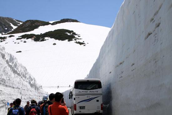 立山アルペンルート3 雪の大谷_e0048413_21314277.jpg