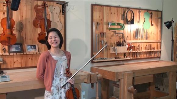 最新作ヴァイオリン、写真と動画でのご紹介。_d0047461_6335841.jpg