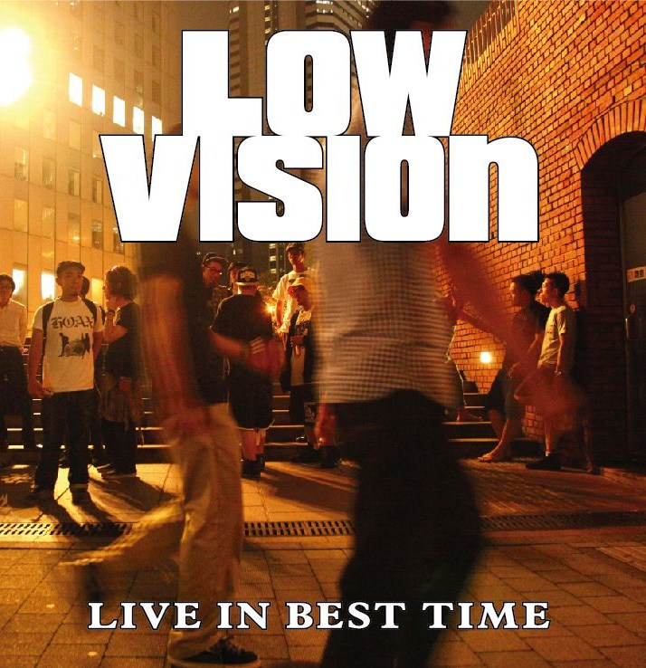 LOW VISION - live in best time LP (HCS-051) out soon!_f0201863_10302254.jpg