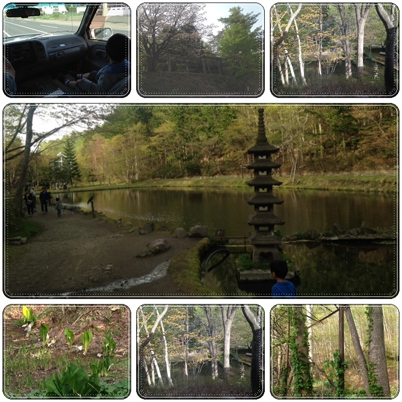 紅桜公園でジンギスカン_b0236665_15374614.jpg