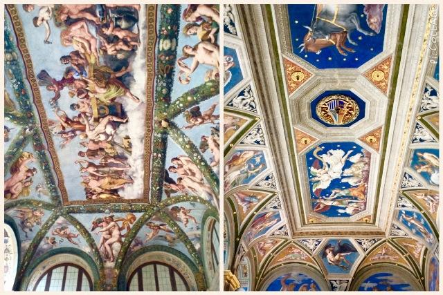 ローマの軌跡2、ルネサンスの宝石『ヴィッラ・ファルネージーナ荘』_a0138976_2012080.jpg