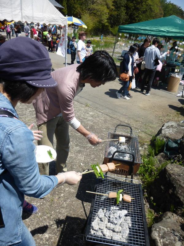 4/29武石花祭りMTBツーリング_b0217782_10285290.jpg