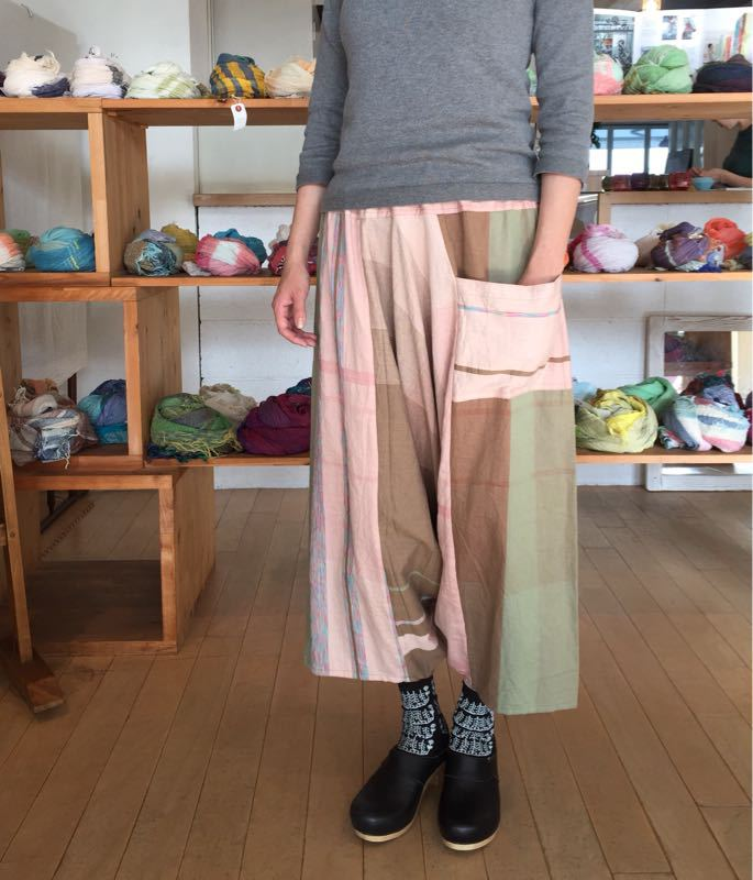玉木新雌さん only one tarun pants_f0212293_13113512.jpg