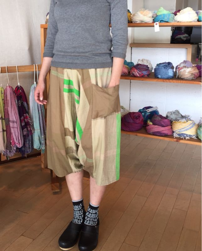 玉木新雌さん only one tarun pants_f0212293_13114185.jpg