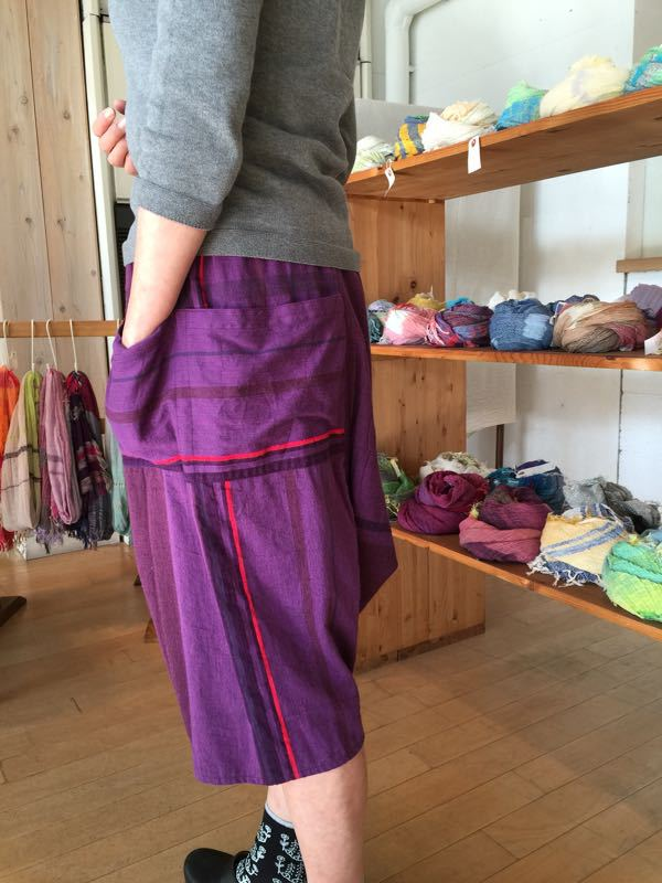 玉木新雌さん only one tarun pants_f0212293_13114446.jpg
