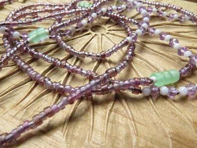 紫陽花色の「糸」_b0249499_1172974.jpg