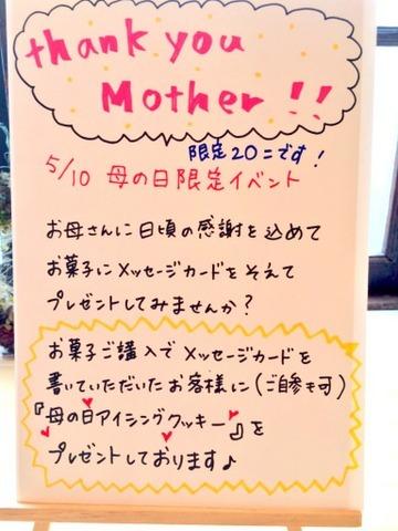 母の日2015_c0322227_17033932.jpg