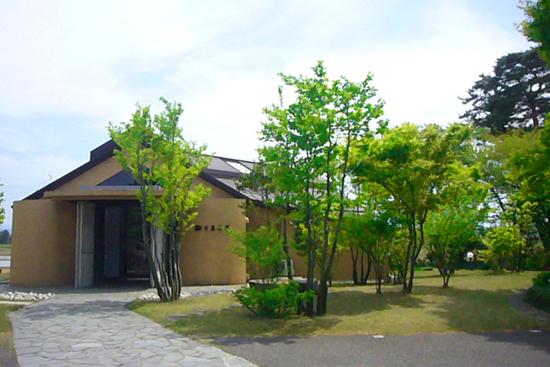 GWの小さな旅 癒しの「樹下美術館」_a0303951_2053206.jpg