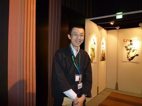 わーと日本橋・着いたらまず、素晴らしい光の茶会へ。_f0181251_16571772.jpg