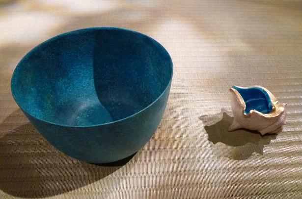 わーと日本橋・着いたらまず、素晴らしい光の茶会へ。_f0181251_17121854.jpg