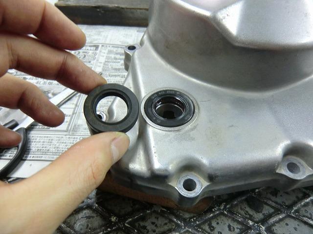 XR250 エンジン組み立てです~_e0114857_19123515.jpg