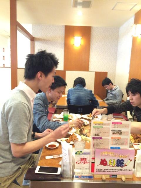 運河亭&ファイターズ観戦イベントin札幌_e0206865_023635.jpg