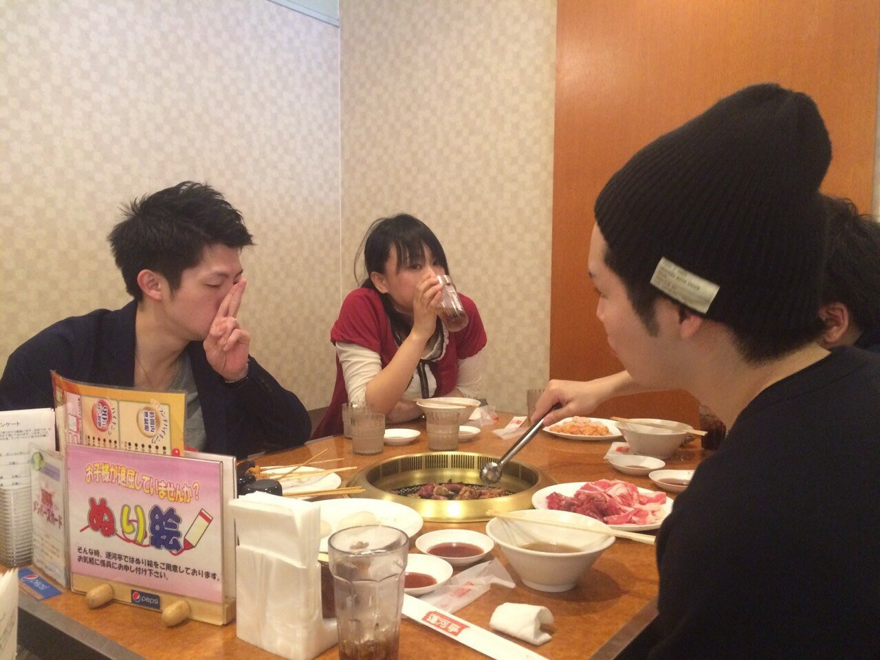 運河亭&ファイターズ観戦イベントin札幌_e0206865_038250.jpg