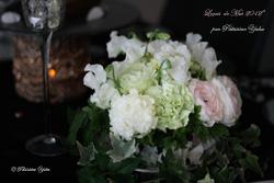 Pâtissière Yuka お菓子アルバム ~St-valentin ②~ 「Nocturne chocolat」&「Sablés au parmesan」_c0138180_18462731.jpg
