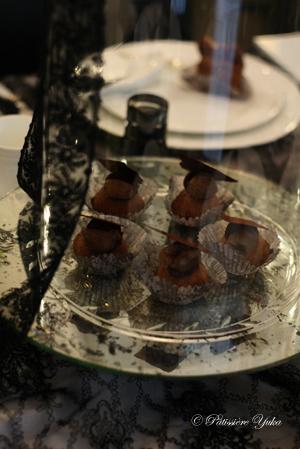 Pâtissière Yuka お菓子アルバム Ⅱ-⑫ 「Cake Marronnier」_c0138180_20331983.jpg