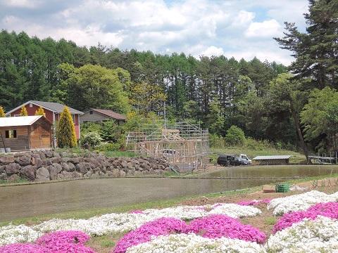 高根町K本さん邸の現場より 11_a0211886_057344.jpg