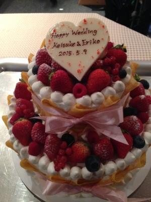 「嬉しい」WEDDING_e0120789_20553197.jpg