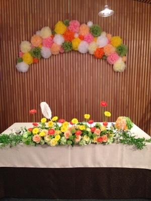 「嬉しい」WEDDING_e0120789_20553440.jpg