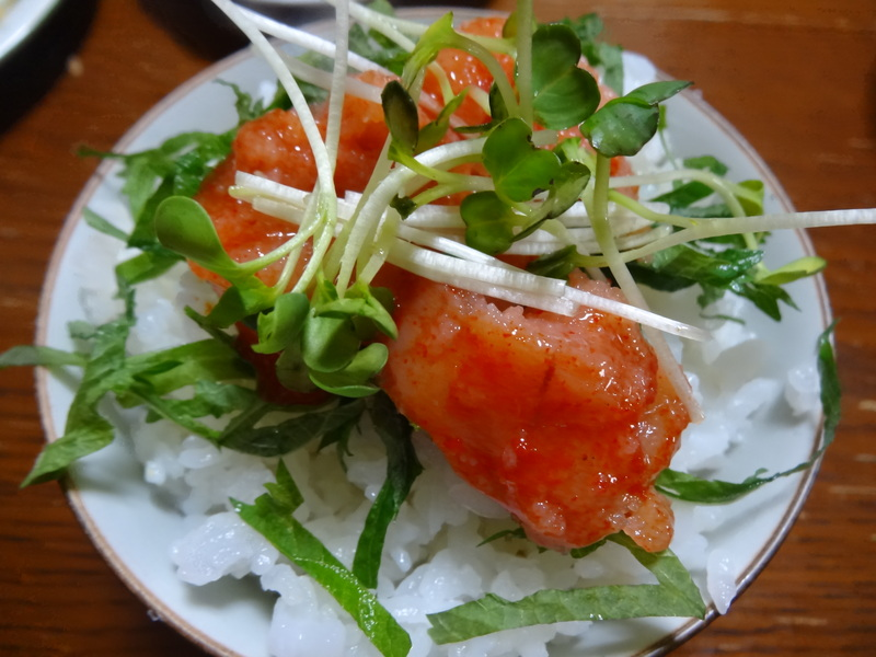 焼き鮭、鶏つくね団子汁、野菜サラダ、、おでん、鰤の照り焼き、ハンバーグステーキです。_c0225997_171298.jpg