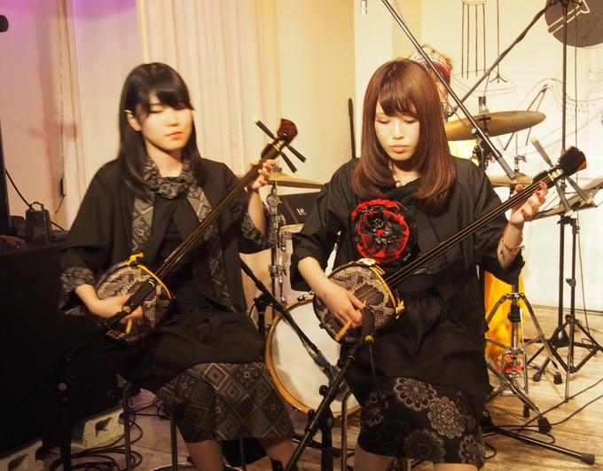 キナちゃんねるLIVE 14   guest:ANTON(大太鼓・Drum)_f0115311_15173735.jpg