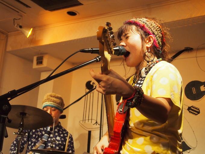 キナちゃんねるLIVE 14   guest:ANTON(大太鼓・Drum)_f0115311_15234970.jpg