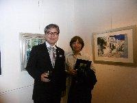 池田で中西繁さんの素敵な絵画が見られます。_c0133422_2104735.jpg