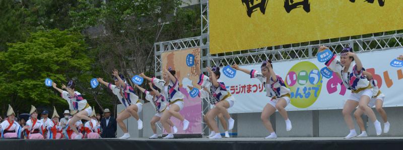 四国の祭り 2015 徳島文理大学連 / 阿波踊り_d0246136_14542624.jpg