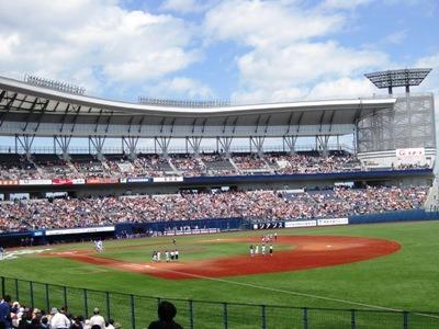 野球観戦の日曜日_c0190960_20335693.jpg