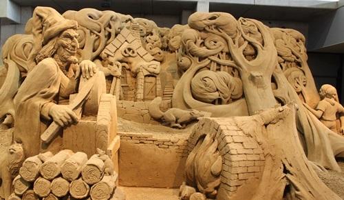 砂の美術館_e0340671_20473723.jpg