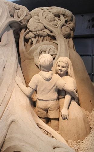 砂の美術館_e0340671_20525777.jpg