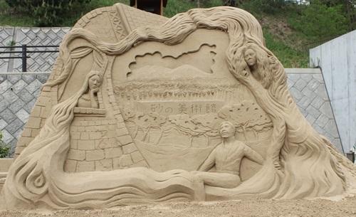 砂の美術館_e0340671_20541034.jpg
