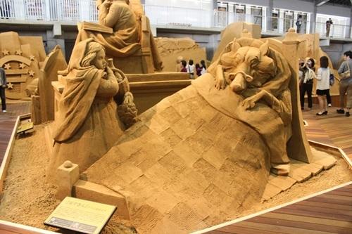 砂の美術館_e0340671_21011104.jpg