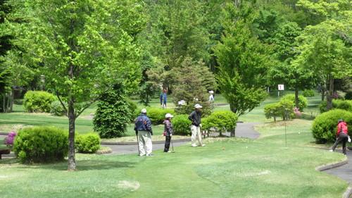 2015第3回パークゴルフ定期大会の様子_b0219993_1743464.jpg