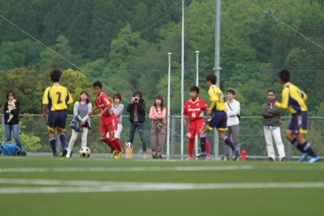 U-15 クラブユース選手権 ブロック予選 仙台中田戦 May 9, 2015_c0365198_15384218.jpg